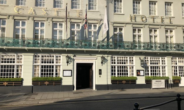 Hotel Review: Superior Room at the Castle Hotel Windsor