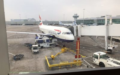 Trip Report: British Airways A319 Club Europe Manchester to Heathrow