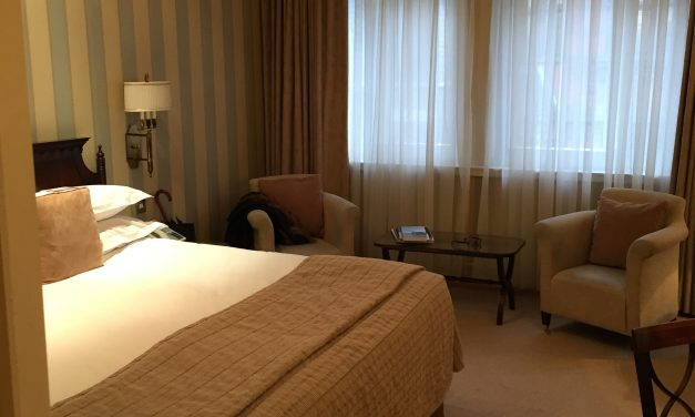 Hotel Review: Disappointing stay at The Chester Grosvenor Hotel