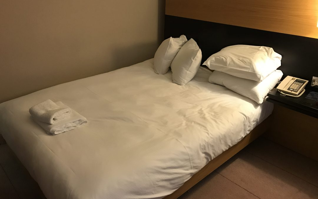 Hotel Review: Family Room at Hilton Manchester Airport