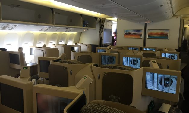 Trip Report: Etihad 777 Business Class Review Abu Dhabi to Phuket